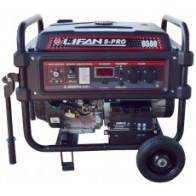 Бензиновая электростанция LIFAN S-PRO 6500