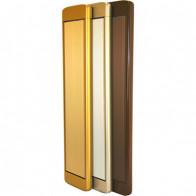 Потолочный инфракрасный обогреватель Almac ИК 0,5G (цвет - золото/серебро/венге) 500Вт