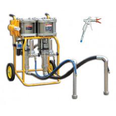 Пневматические окрасочные агрегаты