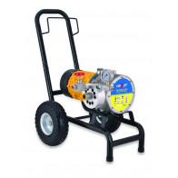 HYVST SPX 1100-250 окрасочный агрегат ХВСТ