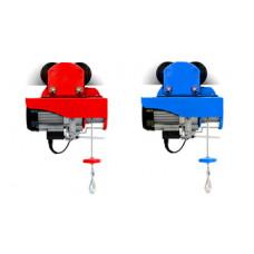 С тележкой электрическая таль PA-250/500